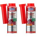 2x LIQUI MOLY Super Diesel Additiv 250 ml 5120
